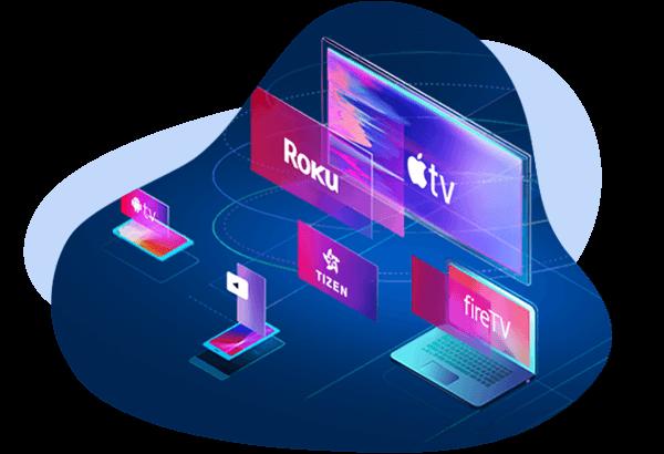 OTT/IPTV App Development